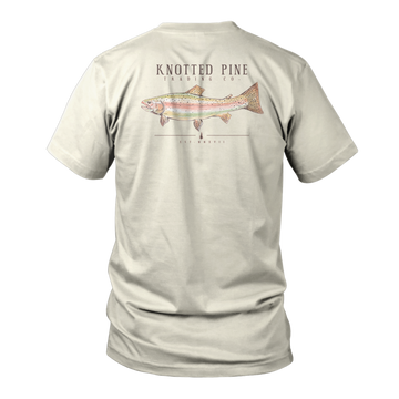 Trout Short Sleeve - Natural