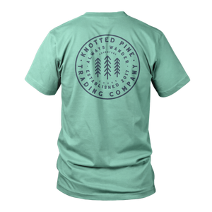 Word Patch Short Sleeve - Mint