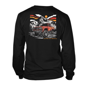 Yota Long Sleeve - Black
