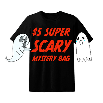 $5 Super Scary Mystery Bag