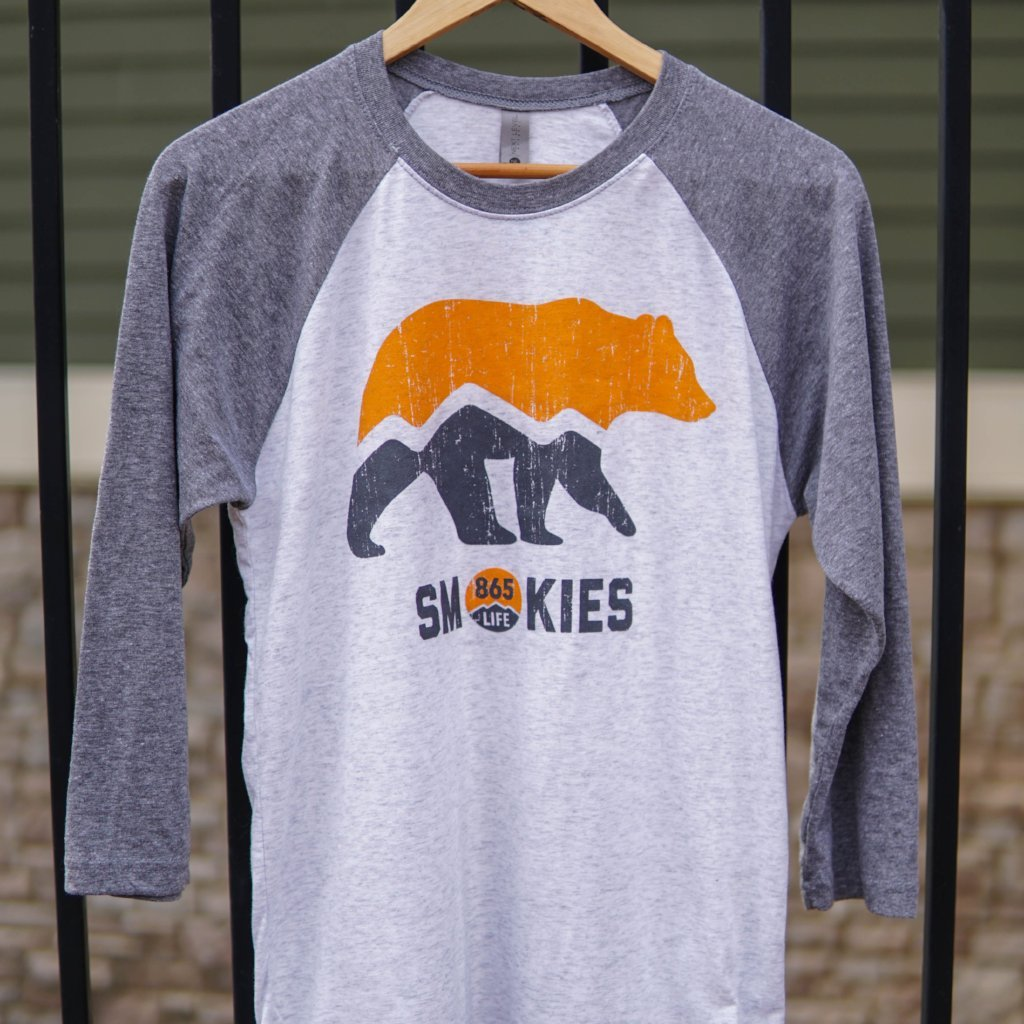 Raglan Bear/SMOKIES Shirt