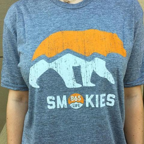 Grey Bear/SMOKIES Shirt