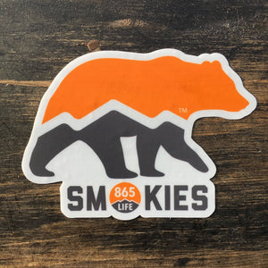 Bear/SMOKIES Sticker
