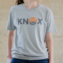 Gray Knox shirt with 865LIFE logo