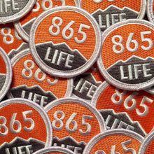 865LIFE Logo Patch
