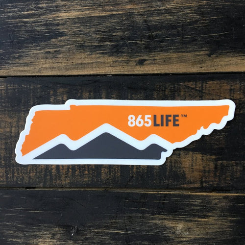 TN State Sticker