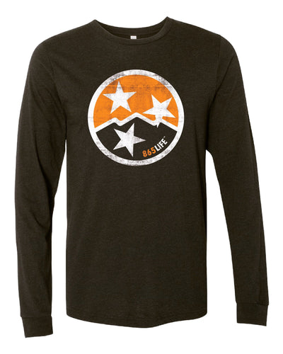 Tristar Black Long Sleeve Shirt