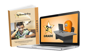 3rd Grade Teacher Print & Digital Combo Curriculum Set