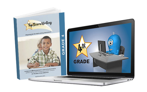 4th Grade Teacher Print & Digital Combo Curriculum Set