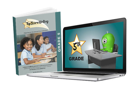 5th Grade Teacher Print & Digital Combo Curriculum Set