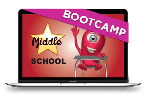 Middle School Writing Bootcamp