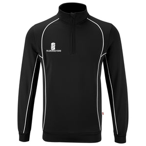 Surridge Performance Sweatshirt - Black