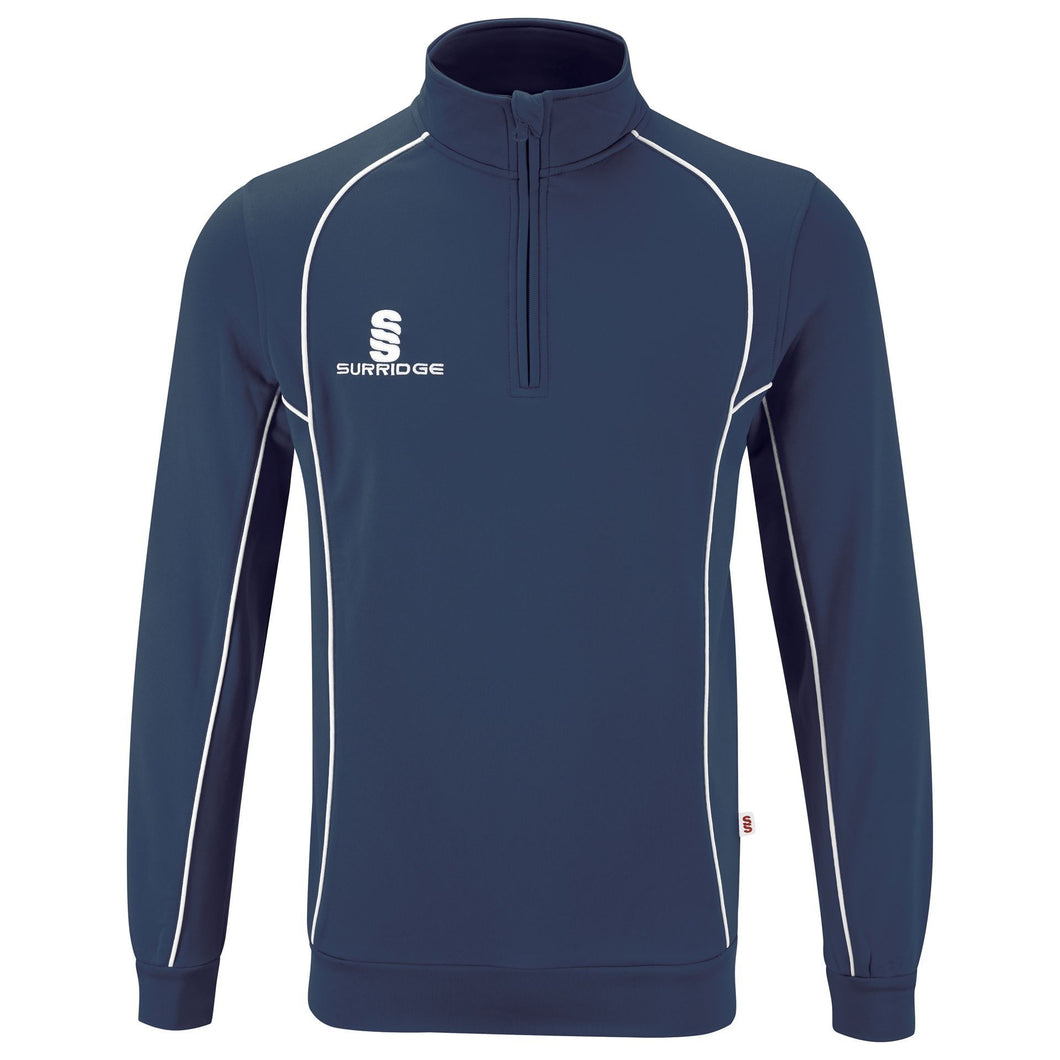 Surridge Performance Sweatshirt - Navy