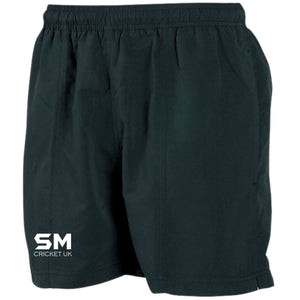 SM Club Shorts - Black