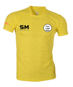 SM Premier Training Shirt - Chinese Collar