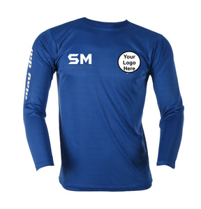 SM Premier Training Shirt - Long Sleeved