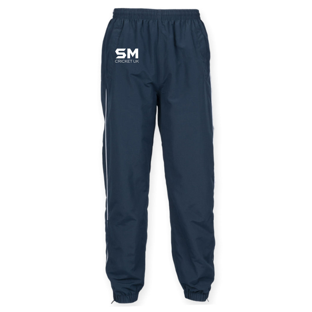 SM Club Tracksuit Bottoms - Navy