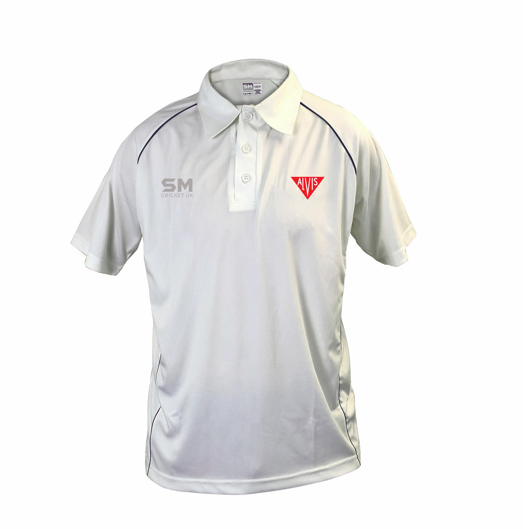 Alvis CC Playing Shirt (Long/Short Sleeve) - Senior