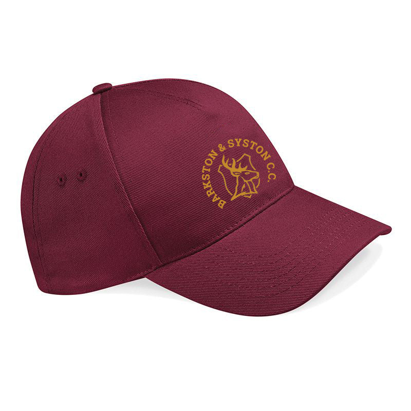 Barkston & Syston Cricket Club Playing Cap