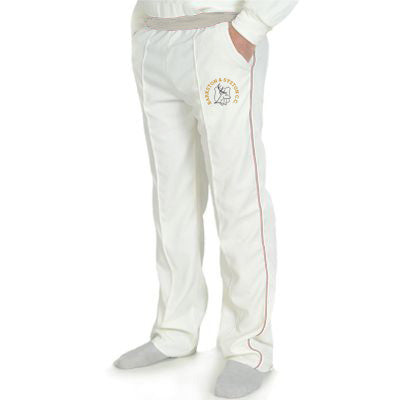 Barkston & Syston Cricket Club Playing Trousers