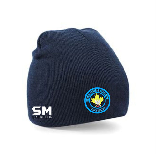 Buckminster & Barrowby Cricket Club Beanie