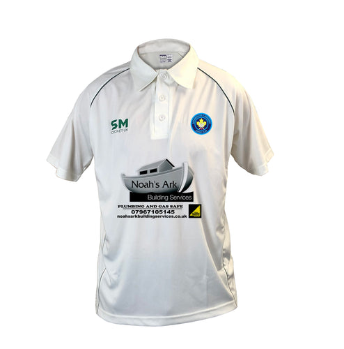 Buckminster & Barrowby Cricket Club Playing Shirt (Long/Short Sleeve)