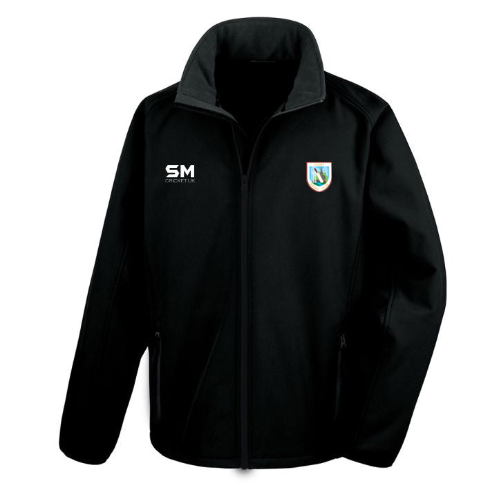 Cosby CC Soft Shell Top - Senior