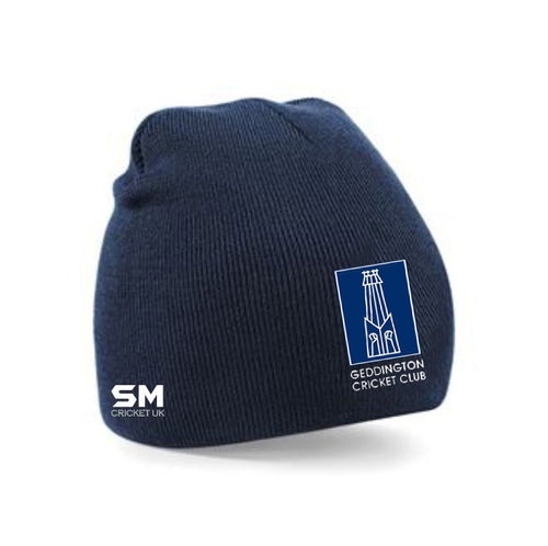 Geddington CC Beanie