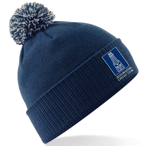 Geddington CC Bobble Hat