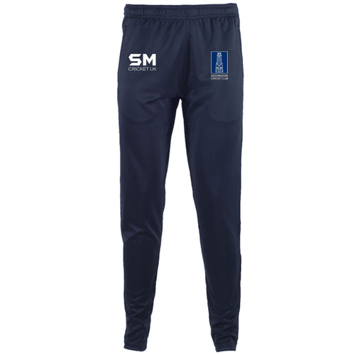 Geddington CC Slim Leg Training Pants