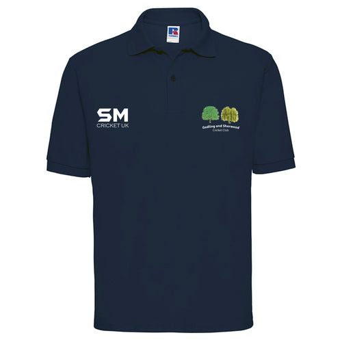 Gedling & Sherwood CC Polo - Senior