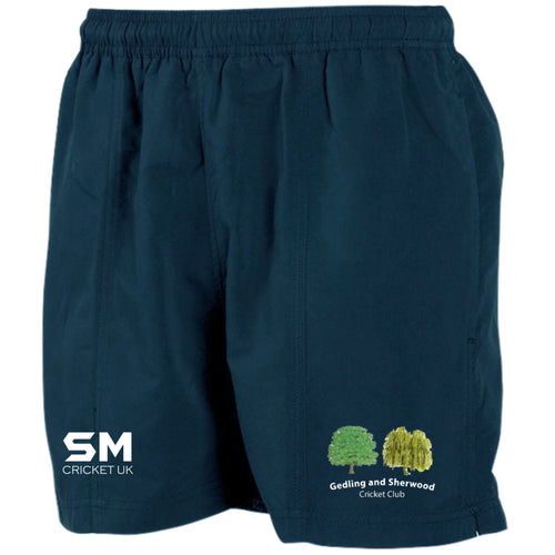 Gedling & Sherwood CC Shorts - Senior