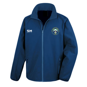 Glenrothes CC Soft Shell Top - Senior