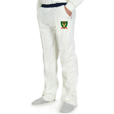Leicestershire Teachers & Mossdale Cricket Club Playing Trousers