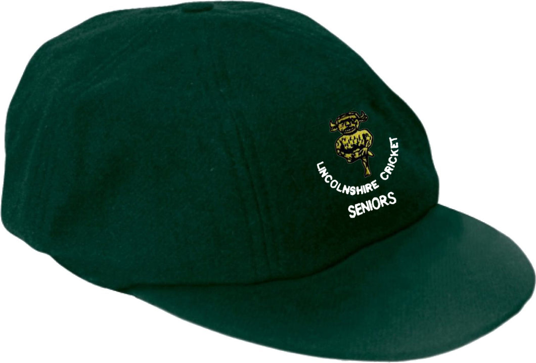 Lincolnshire Cricket - Seniors Baggy Cap