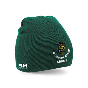 Lincolnshire Cricket - Seniors Beanie