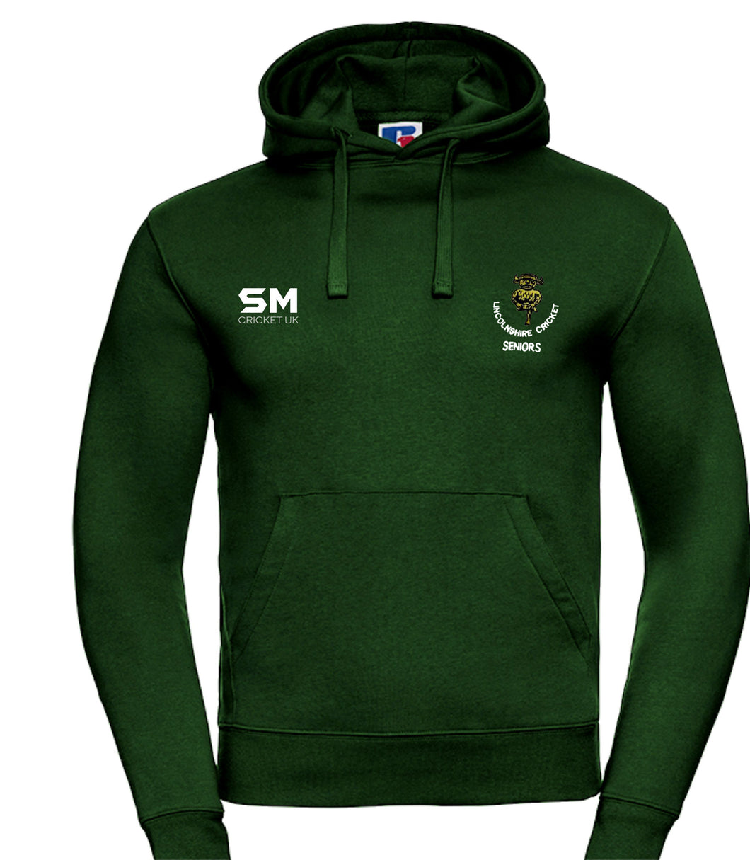 Lincolnshire Cricket - Seniors Hoodie - Senior