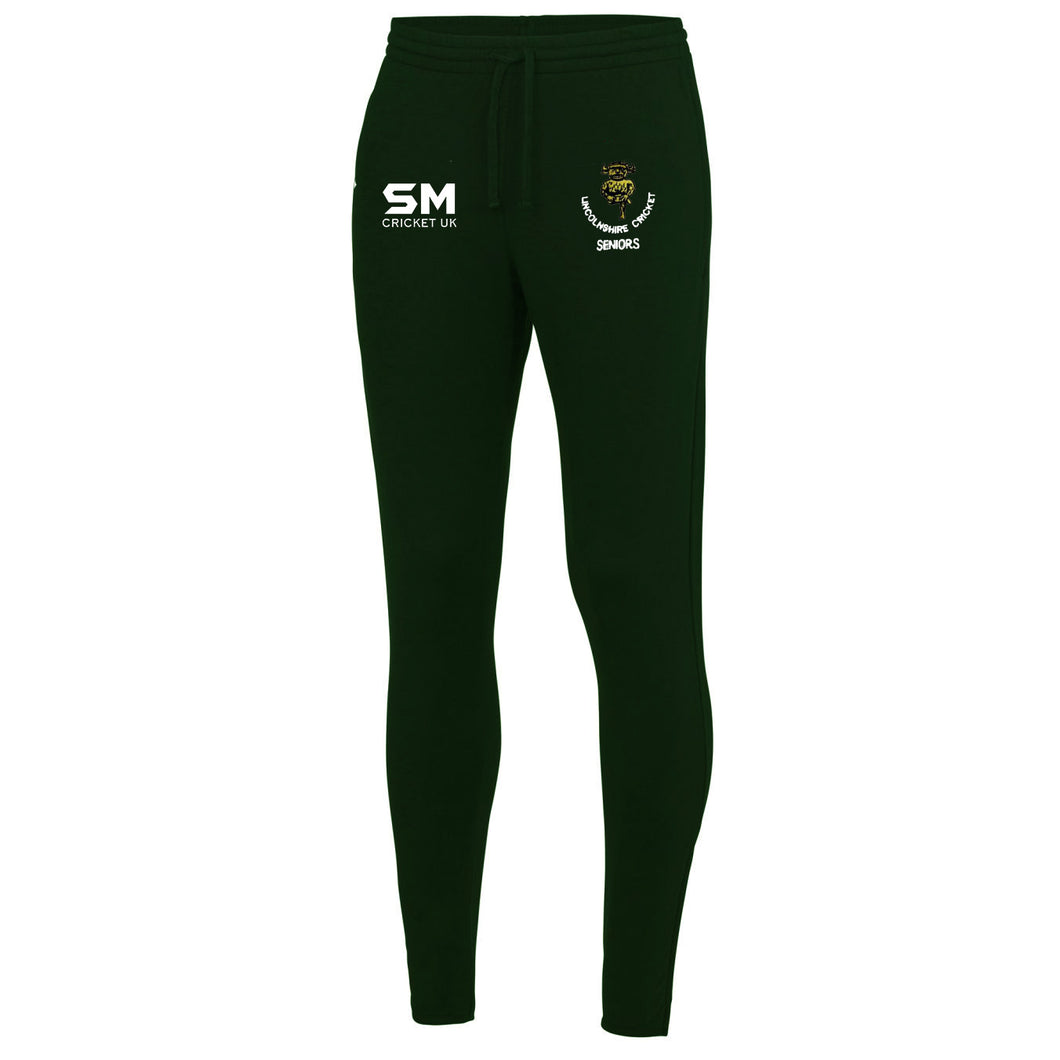 Lincolnshire Cricket - Seniors Jog Pants - Senior