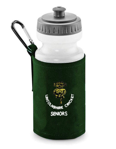 Lincolnshire Cricket - Seniors Water Bottle
