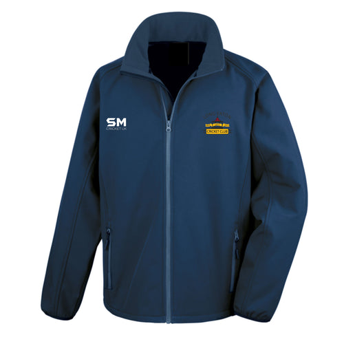 Long Eaton CC Soft Shell Top - Senior