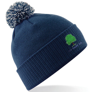 Old Dalby  Cricket Club Bobble Hat