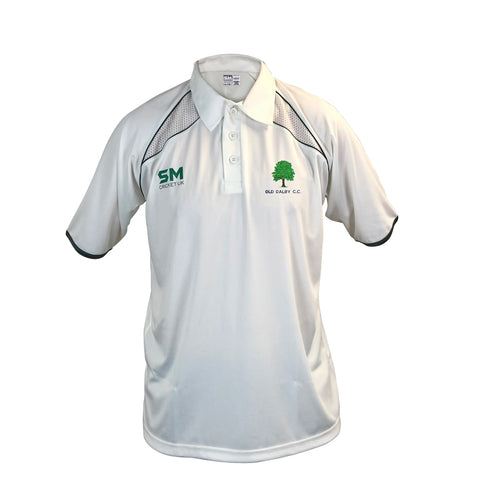 Old Dalby  Cricket Club Playing Shirt (Long/Short Sleeve)