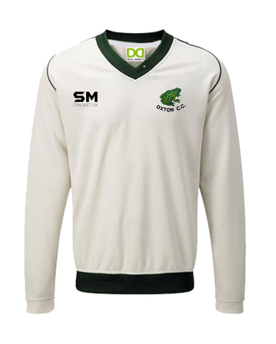 Oxton CC Acrylic Playing Jumper (Long/Short Sleeved)
