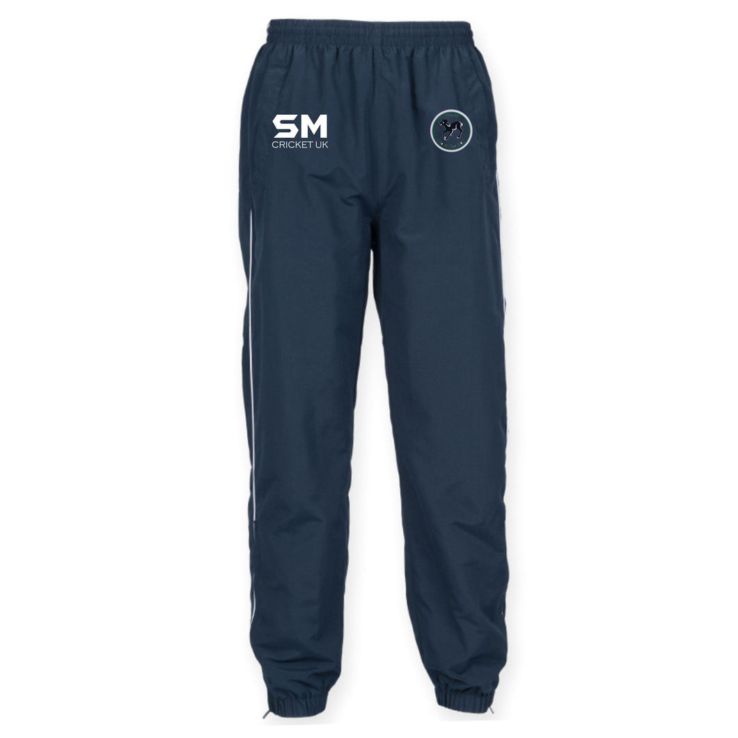 Pinner Track Pants - Navy