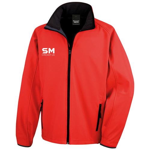 SM Men's Soft Shell Top
