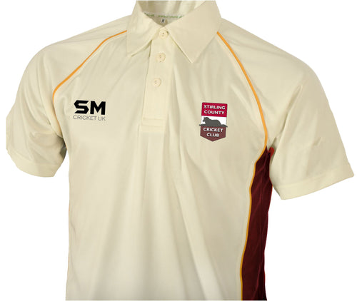 Stirling County CC Playing Shirt