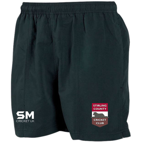 Stirling County CC Club Shorts