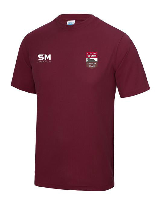 Stirling County CC Training Shirt