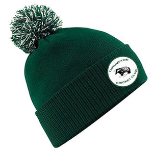 Thrumpton CC Bobble Hat