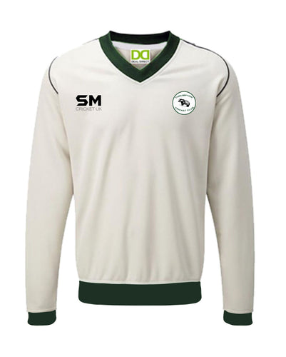 Thrumpton CC Playing Jumper (Long/Short Sleeve) - Senior
